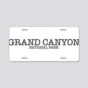 Grand Canyon National Park Aluminum License Plate