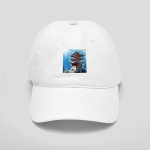 Zen Temple Baseball Cap