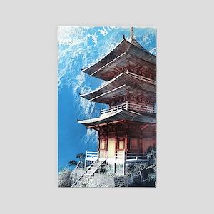 Zen Temple Area Rug