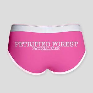 Petrified Forest National Park Women's Boy Brief