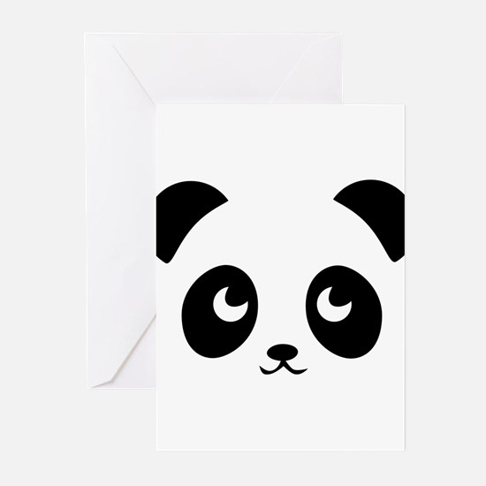 Unique Cute panda Greeting Cards (Pk of 20)