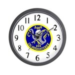 USS Caloosahatchee (AO 98) Wall Clock