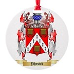 Physick Round Ornament