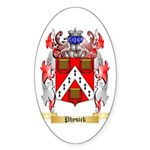 Physick Sticker (Oval 10 pk)