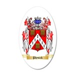 Physick 35x21 Oval Wall Decal