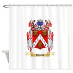 Physick Shower Curtain