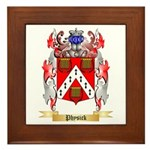 Physick Framed Tile