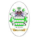 Phizackerley Sticker (Oval 10 pk)
