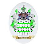 Phizackerley Oval Ornament