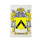 Phipson Rectangle Magnet (100 pack)