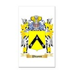 Phipson Rectangle Car Magnet