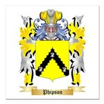 Phipson Square Car Magnet 3