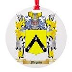Phippin Round Ornament