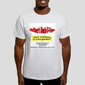 Mulliner's Buck-U-Uppo Ash Grey T-Shirt