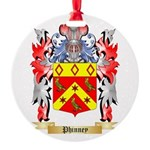 Phinney Round Ornament