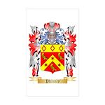 Phinney Sticker (Rectangle 10 pk)