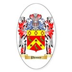Phinney Sticker (Oval 10 pk)