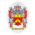 Phinney Oval Ornament
