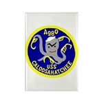 USS Caloosahatchee (AO 98) Rectangle Magnet (100 p