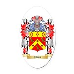 Phinn Oval Car Magnet
