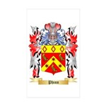 Phinn Sticker (Rectangle 50 pk)