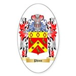 Phinn Sticker (Oval 50 pk)