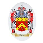 Phinn Oval Ornament