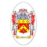 Phin Sticker (Oval 10 pk)