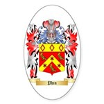 Phin Sticker (Oval 50 pk)
