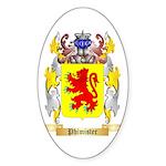 Phimister Sticker (Oval 50 pk)