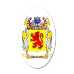 Phimister 35x21 Oval Wall Decal