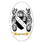 Philpott Sticker (Oval 50 pk)