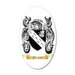 Philpott 35x21 Oval Wall Decal