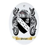 Philpot Oval Ornament