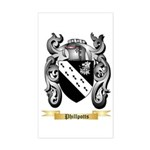 Phillpotts Sticker (Rectangle)