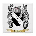 Phillpotts Tile Coaster