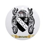 Phillpotts Round Ornament