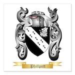 Phillpott Square Car Magnet 3