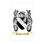 Phillpott Sticker (Rectangle)
