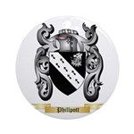 Phillpott Round Ornament