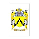 Phillipson 20x12 Wall Decal