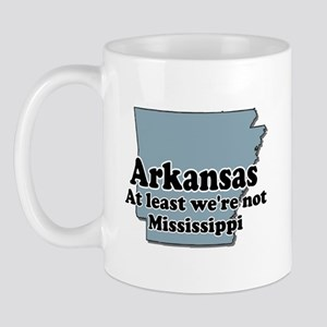 Arkansas Not Mississippi Mug