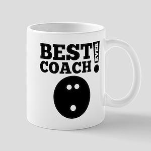 Best Bowling Coach Ever Mugs