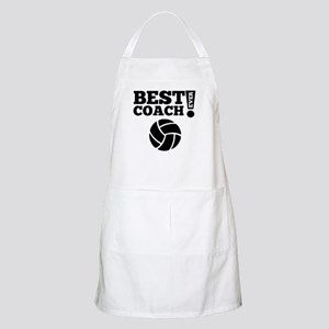 Best Volleyball Coach Ever Apron