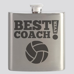 Best Volleyball Coach Ever Flask