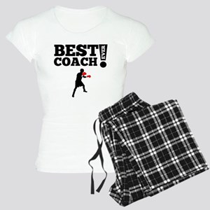 Best Boxing Coach Ever Pajamas