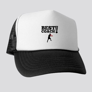 Best Boxing Coach Ever Trucker Hat 11737c5ab448