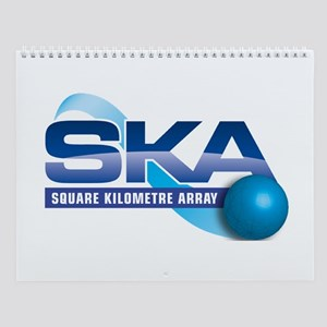 Ska Program Logo Wall Calendar