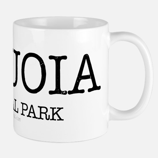Sequoia National Park Mug