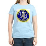USS Caloosahatchee (AO 98) Women's Light T-Shirt